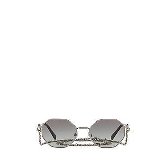 Gafas de sol femeninas gunmetal valentino VA2040