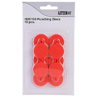 Rapid HDC 150 Spare Disks - Pack of 10