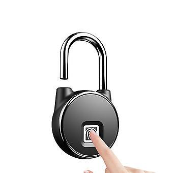 Anytek 3.7V Smart Anti-Diebstahl automatische USB Fingerabdruck-Sperre IP66 wasserdicht Reisekoffer Gepäck