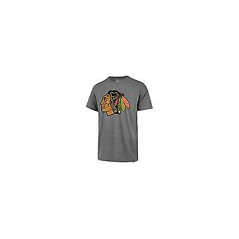 '47 Nhl Chicago Blackhawks Imprint Splitter T-shirt