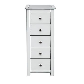 Ling 5 Drawer Narrow Chest