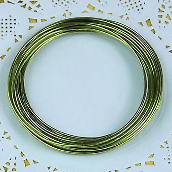 Aluminum Wire Jewelry Process Material Bonsai
