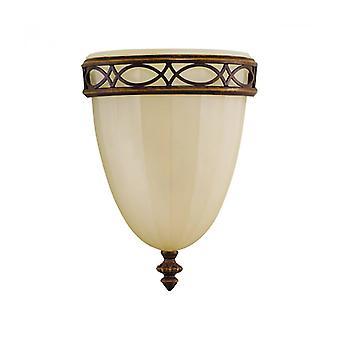 Lámpara De Pared Salon Altura 31,4 Cm