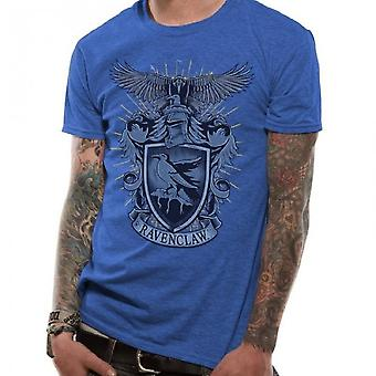Harry Potter Unisex Adults Ravenclaw Design T-paita