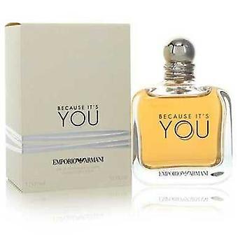 Koska It's You By Giorgio Armani Eau De Parfum Spray 5.1 Oz (naiset) V728-555077