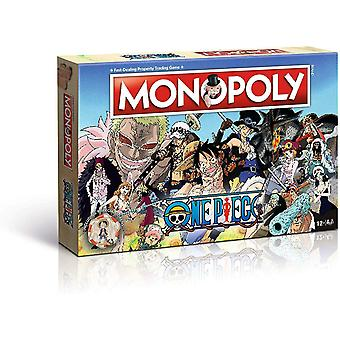 Monopoly onepiece board game