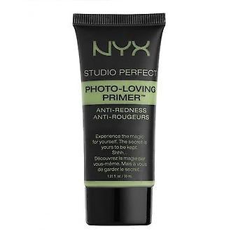 NYX Studio Perfect Photo-Loving Primer - 02 Green