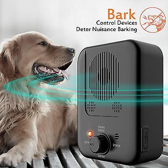 Pet Dog Repeller Ultrasonic Bark Suppressor, Outdoor Anti-noise, Anti-barking,