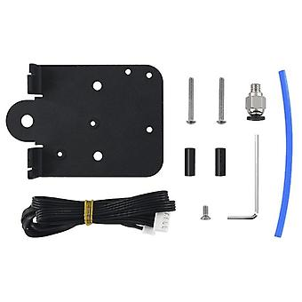 3D printer extruder direct drive plate conversion kit for cr10 ender-3 aluminum alloy direct extruder adapter plate kit