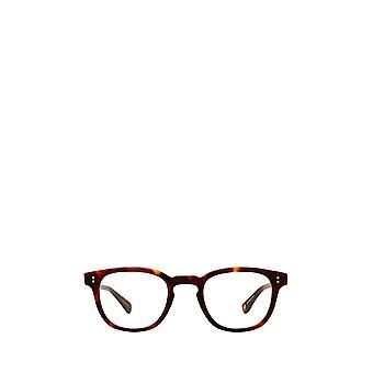 Garrett Leight DOUGLAS 1965 tortoise male eyeglasses