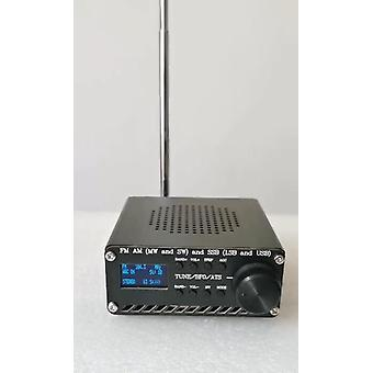 Radio Receiver Fm Am (mw & Sw) Ssb (lsb & Usb) With Lithium Battery + Antenna +
