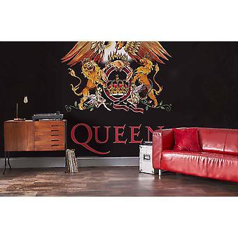 Βασίλισσα Τοιχογραφία - Κορυφή
