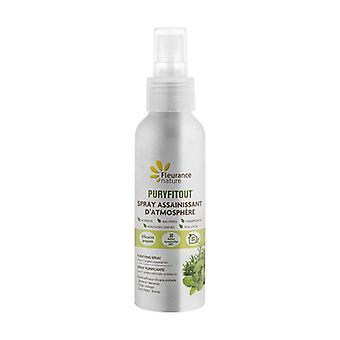 Purifying Spray With 30 Organic Essential Oils 100 ml