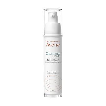 Glatting natt omsorg rensing kvinner 30 ml krem