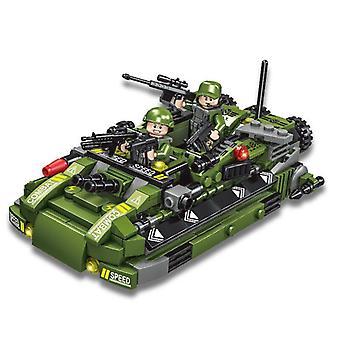 TankBaublock Modell Spielzeug Bausteine