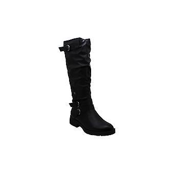 American Rag Womens Brinley Closed Toe Mid-Calf Combat Boots