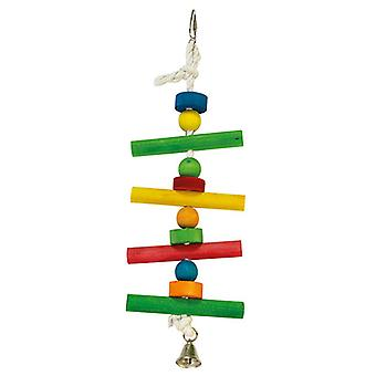 Arquivet Maderas De Colores, pallot ja Bell (linnut, lelut)