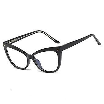 Gafas de sol de marcos ópticos de computadoras para mujer