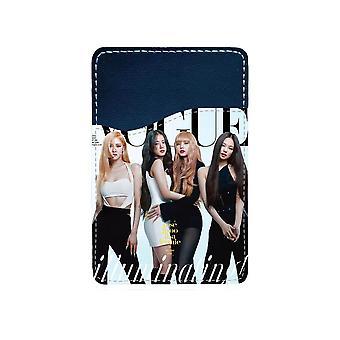 K-pop Blackpink Mobile Card Holder Self-Adhesive Card Holder
