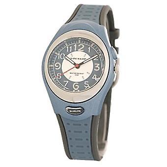 Dunlop watch dun-152-l04 light blue&grey