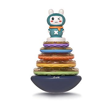 Function Of Baby Rattle And Tumbler Music Modes, Soft Light, Stacking Tower,