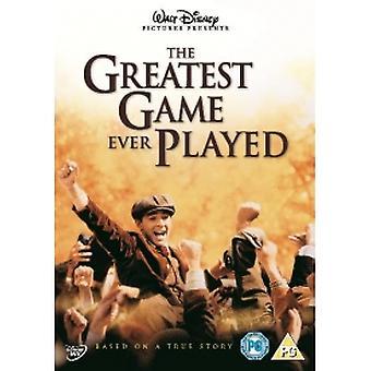 Kaikkien aikojen paras DVD-levyllä pelattu peli
