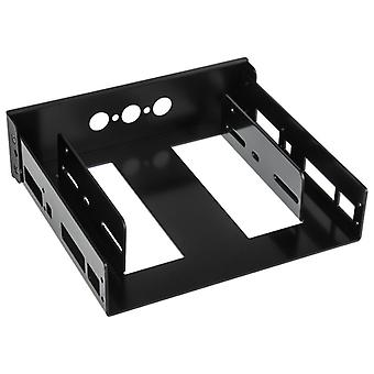 Lian Li BZ-516X Frontpanel Für LED Controller - Schwarz