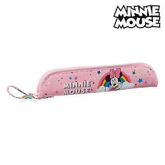 Bolsa de grabadora Minnie Mouse Rainbow