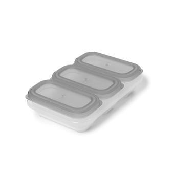 Skip-Hop Easy Store 4oz Behållare (grå)