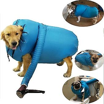 Akcesoria do suszarek dla psów z zestawem do suszenia suszarki do włosów małe średnie i duże psy mogą szybko i łatwo