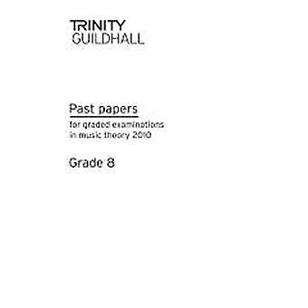 Trinity College London Past Papers: Theory of Music (2010) Gd 8