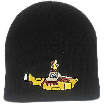 Beatles unisex mössa: gul ubåt