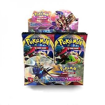 Pokmon Cards Pokemon Ultimate Sun Moon Game Cards English 36 Bags Each Containing 9 Stars