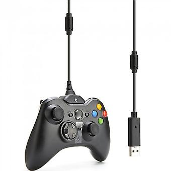 Usb Charger Play And Charge Cable Cord For Xbox 360 Wireless Controller Charge Cable Charge Line
