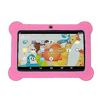 E-book readers 7 inch for google android 4.4 Quad core tablet pc 512mb 8gb dual camera wifi bluetooth support