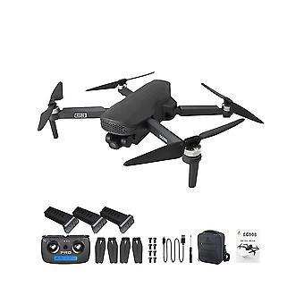 2021 Nowy sg908 gps drone z kamerą 4k hd 3-osiowy gimbal wifi fpv profesjonalny składany quadcopter
