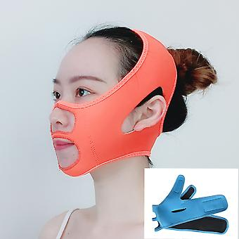 Vface Instrument Facial Massager Vface Bandage Sleep Night Lift Double Chin