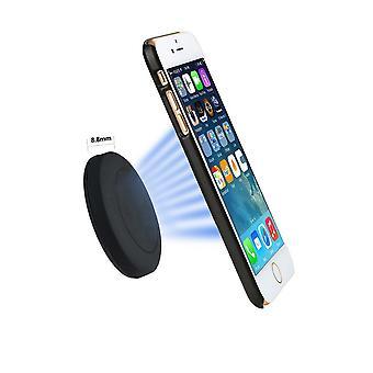 Porta mini telefono cellulare super magnetico 2 pezzi