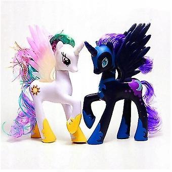 Mein kleines Pony Prinzessin Luna Celestia Set