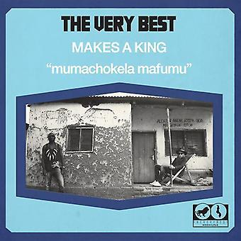 Very Best - Makes a King [Vinyl] USA import