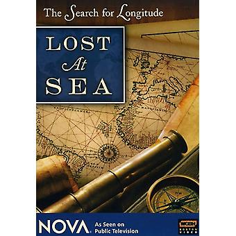 Nova - Nova: Lost at Sea-Search for Longitude [DVD] USA import