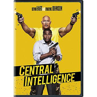 Central Intelligence [DVD] USA import