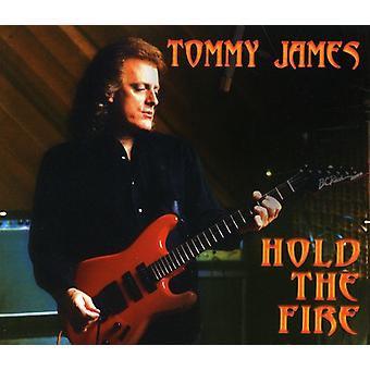 トミー ・ ジェイムス - 保持火 [CD] USA 輸入