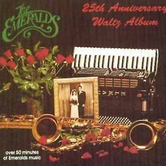 Emeralds - 25th Ann. Waltz Album [CD] USA import