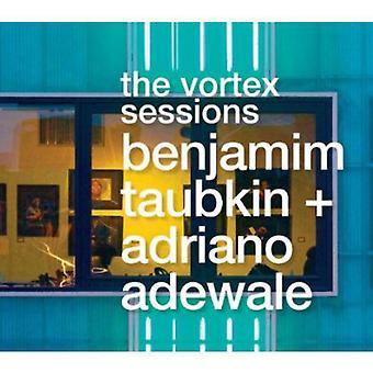 Benjamim Taubkin & Adriano Adewale - Vortex Sesssions [DVD] USA importere