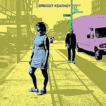 Bridget Kearney - Won't Let You Down [CD] USA import