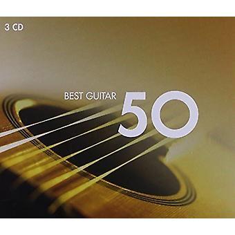 Various Artist - Best Guitar 50 [CD] USA import