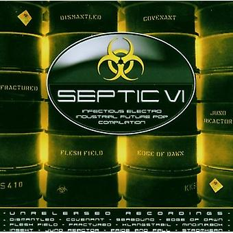 Septic VI - Septic VI [CD] USA import