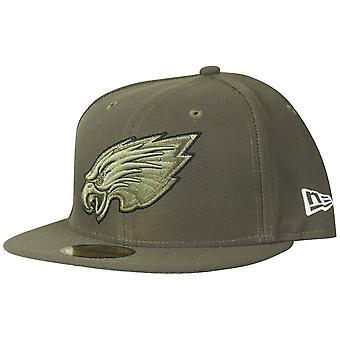 New Era 59Fifty Cap - Hizmet Philadelphia Eagles selamı