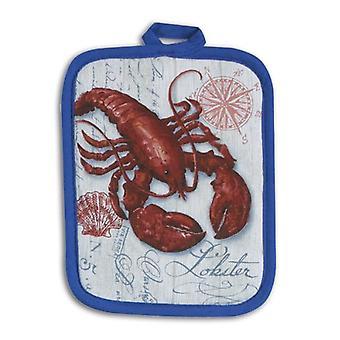 Lagosta Fest lagosta vermelha cozinha Kay Dee pegador